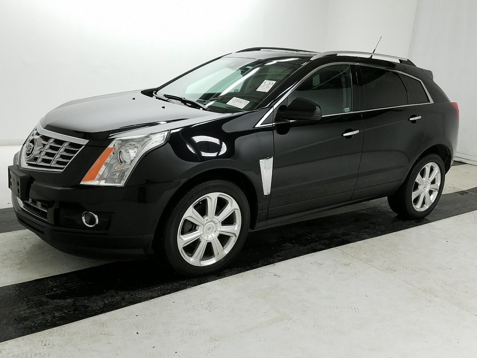 performance collection awd watch youtube cadillac srx