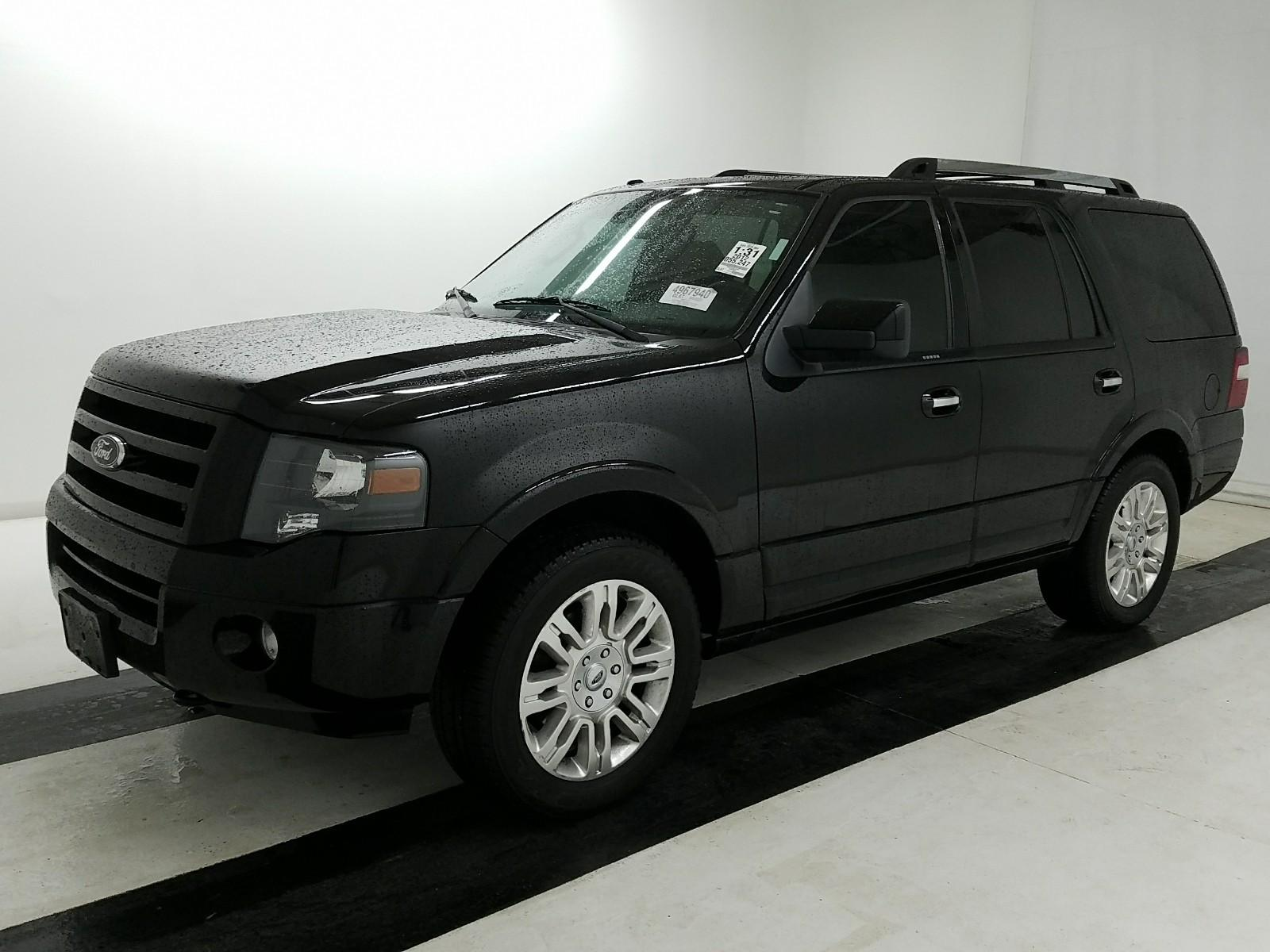 2012 ford expedition 4x4 limited full