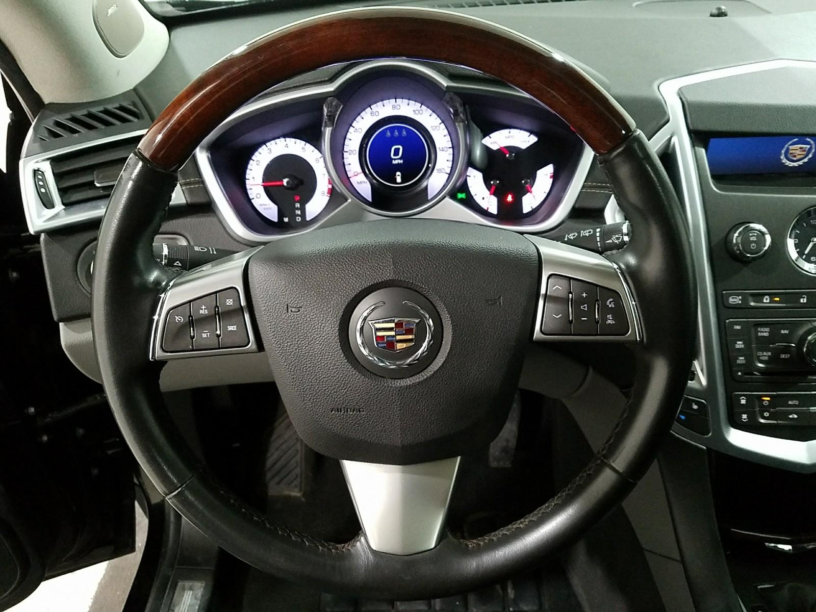 cadillac srx collection serving at luxurycollection luxury landers detail ford used