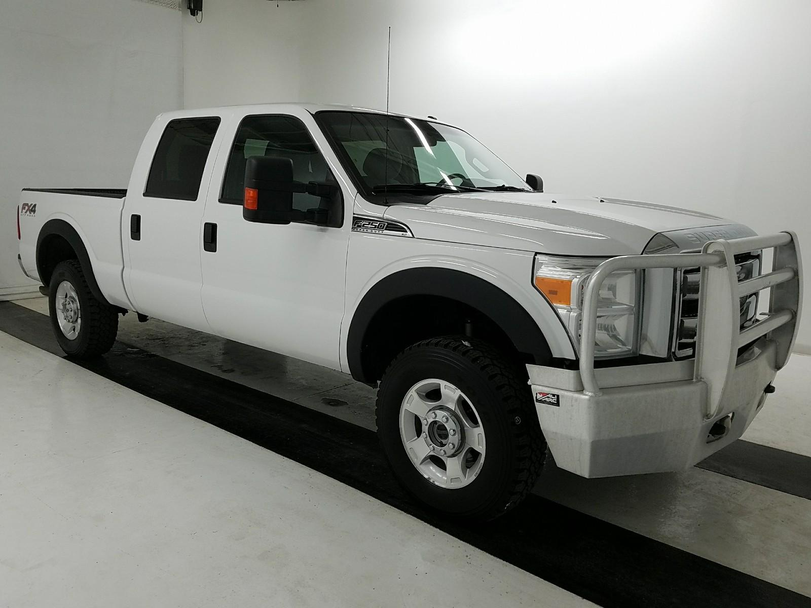 2012 Ford F250 4x4 Cr Xlt Benzoauto 1961 F 250 Truck For Sale Full